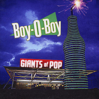 Jerry Chamberlain ~ Boy O Boy ~ Giants of POP