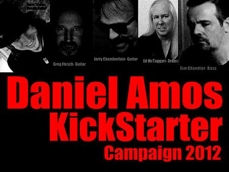 Daniel Amos Kickstarter 2012