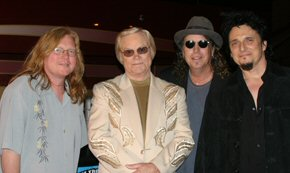 The Lost Dogs with George Jones