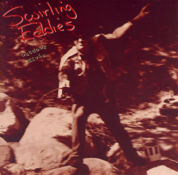 Swirling Eddies ~ Outdoor Elvis