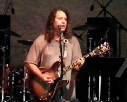 Terry Scott Taylor at Cornerstone 1997